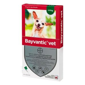 Bayvantic Vet hund 1,5-4kg.