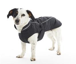 Buster Vinter frakke Sort, flere størrelser X-small