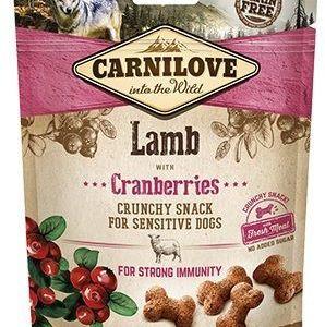 Carnilove Crunchy Lamb snack 200g