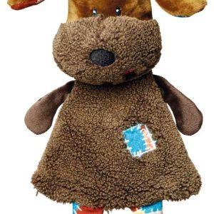 Crazy Dog med knitre - grøn
