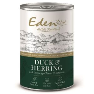 Eden Vådfoder Duck & Herring 400g