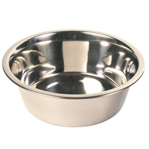 Hundeskål rustfri 200ml
