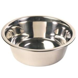 Hundeskål rustfri 4700ml