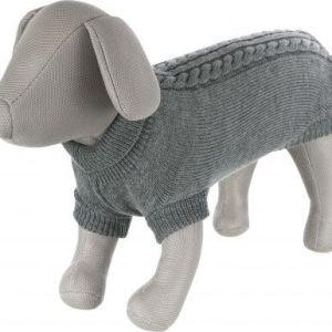 Hundestrik Kenton grå M 45cm