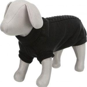 Hundestrik Kenton sort L 55cm