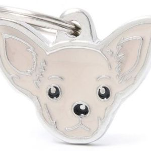 Hundetegn Friends Chihuahua lys