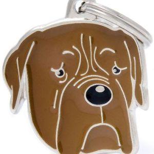 Hundetegn Friends Dogue De Bordeaux