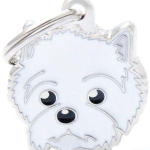 Hundetegn Friends West Highland White Terrier