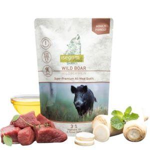 Isegrim Roots vådfoder Wild Boar Grainfree 410g