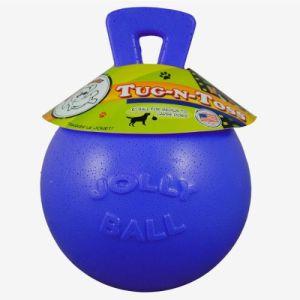Jolly Tug-n-Toss 25cm XLarge - Blå
