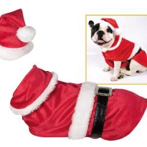 Julemands kostume, 30cm