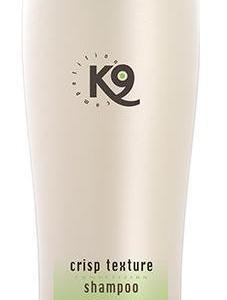K9 Crisp Texture Shampoo, vælg størrelse 300 ml