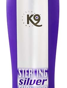 K9 Sterling silver shampoo 300ml