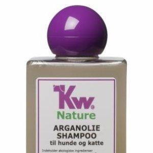 Kw Nature Hunde og Katte Shampoo - Med Arganolie - 200ml - Økologisk