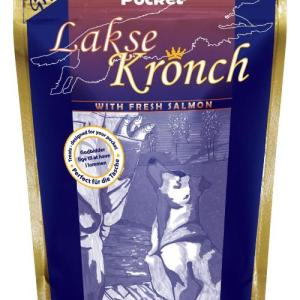 Lakse Kronch Pocket - Kornfri snack 175g