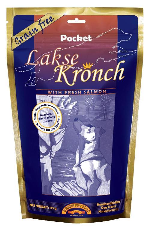 Lakse Kronch Pocket - Kornfri snack 600g