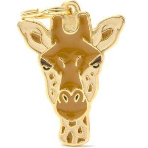 Mere end et hundetegn Zoo Giraf