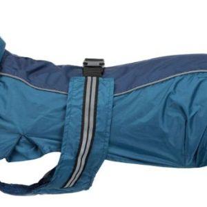 Mops regnfrakke Rouen Blå 32cm*