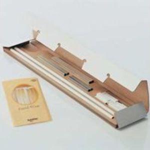 Premium Presmonteret gitter reservedel forlænger 13cm
