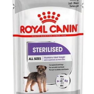Royal Canin Vådfoder hund Sterilised 12x85g*
