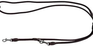 Walker Læder dressurline 0,8x200cm Brun