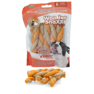 Wonder SnaXX Twist Sweat potato & Turkey S/M