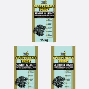 3x15 kg Senior & Light