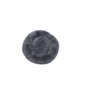 Fluffy Hundeseng XL - Koksgrå