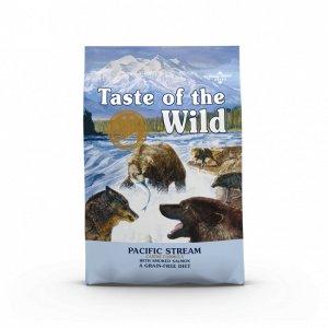Taste Of The Wild Pacific Stream Hundefoder - Med Laks - 12,2kg - Kornfrit