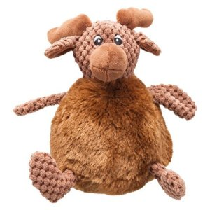 Trixie Hundelegetøjs Elg Bamse - 23cm - Med Pivelyd