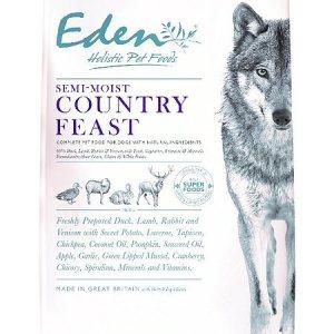 Eden PetFood Semi-Moist - Country Feast 12kg
