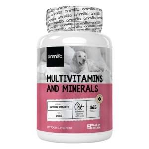 Multivitamin and Mineraler til Hunde