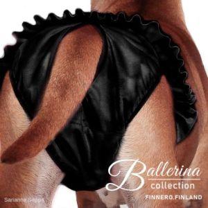 Ballerina løbetidsbuks S Sort