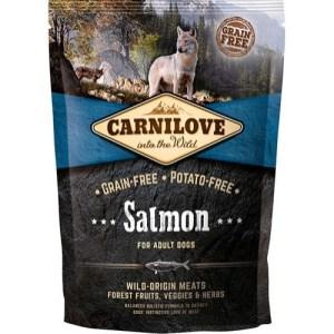 Carnilove Adult Salmon smagsprøve, 100g