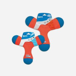 Chuckit Tri Bumper - sjovt legetøj til vandlege
