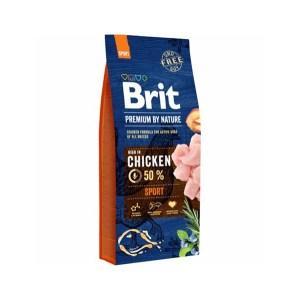 Brit Premium By Nature Chicken Sport, 3 kg