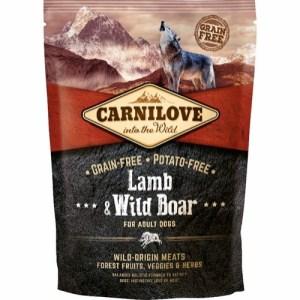 Carnilove Adult Lamb & Wild Boar, 1.5 kg
