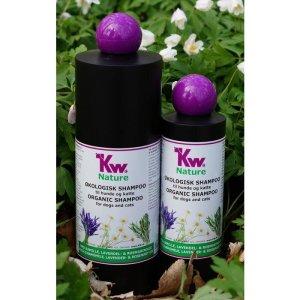 Kw Nature Hunde og Katte Shampoo - Med Kamille, Lavendel og Rosmarin Olie - 500ml - Økologisk - - - -