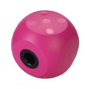 Buster Hunde Aktivitetslegetøj Food Cube, Pink, Large