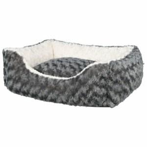 Kaline seng, grå/creme, large