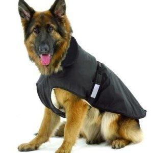 Karlie 2i1 Hundefrakke med Fleece