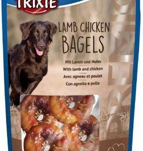 Premio Lamb & Chicken Bagels 100g