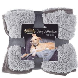 Scruffs Cosy Hundetæppe - 110x72cm - Grå