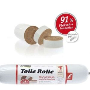 Anibio Tolle Rolle Okse 400g