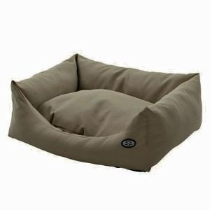 BUSTER Sofa Hundeseng i mange farver-Chinchilla Beige-L