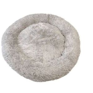 Calming Donut seng lysegrå Medium