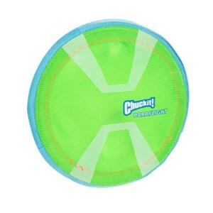 Chuckit Max Glow hundefrisbee-L. Ø: 24cm