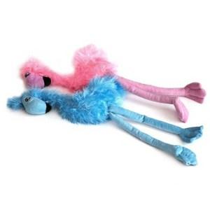 Flamingo til hunde-Lyseblå