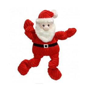Hugglehounds julemand til hund med piv-33 cm lang