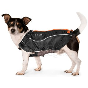 Hundefrakke SHIELD, COLD-Ryg-26 cm